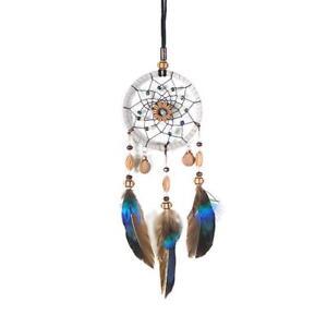Dream-Catcher-Gift-Car-Home-Decor-Feather-Handmade-American-Indian-Dreamcatcher