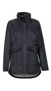 Marmot-Damen-WMs-Ashbury-PreCip-Eco-Jacke-Regen-schwarz-Gr-XL