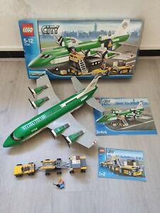 Lego-City-Set-7734-avion-Cargo-Plane