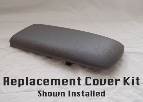 PREMIUM Padded Dark Gray Mercury Mountaineer console armrest cover kit 1997-01