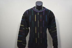 42096-Herren-Vintage-90-039-s-Tundra-Canada-COOGI-Style-Bill-Bill-Cosby-Pulli-Groesse-Medium