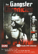 The Gangster Chronicles (DVD, 2009, 2-Disc Set) Region free