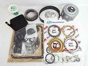 Details about GM 700R4 Transmission HD SUPER MASTER REBUILD KIT w/  Raybestos Z-Pak 1988-1992