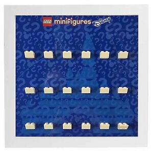 LEGO-Minifigures-Display-Case-Cadre-photo-serie-1-ou-2-DISNEY-MINI-FIGURES