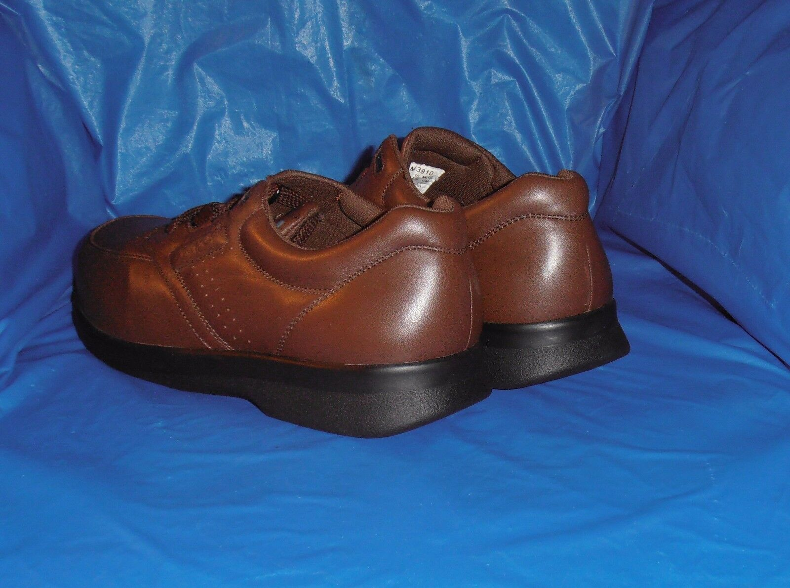 Propet, Uomo shoe. Brown Lite Comfort Walking shoe. Uomo 8  M 199061