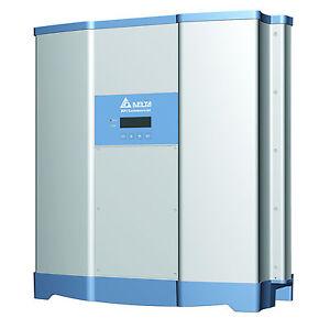 Delta-RPI-H5A-Photovoltaik-Wechselrichter-NEU-amp-OVP-inverter-onduleur-vaexelrikta