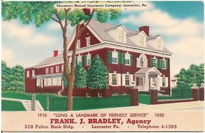 Educators Mutual Insurance Co., Frank Bradley Agency ...