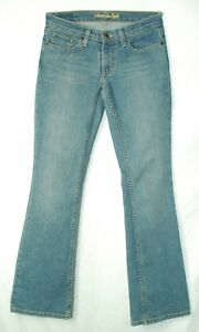 Faded-LOW-Stretch-SKINNY-Flare-AMERICAN-EAGLE-OUTFITTERS-Jeans-0-reg