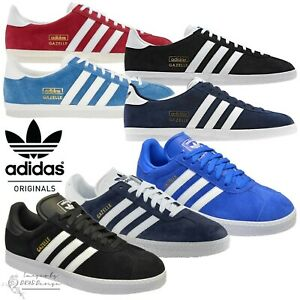 Adidas-Originals-Gazelle-OG-Gazelle-II-Men-039-s-Trainers-NEXT-DAY-UK-SHIPPING