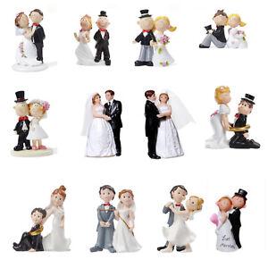 Brautpaar Tortenaufsatz Hochzeit Hochzeitspaar Lustig Figur