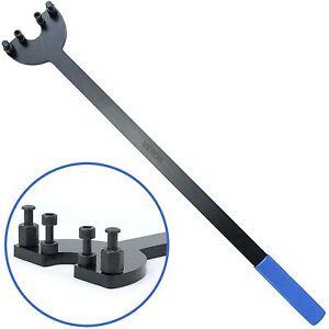 VAG Gegenhalterschlüssel für Kurbelwellen Riemenscheibe Gegenhalter wie VW 3415