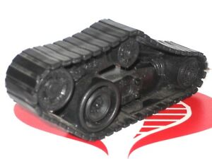 GI Joe Vehicle Mobile Battle Bunker Tread Connection Bracket 1990 Original Part