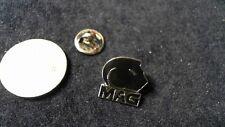 MAG Mag Light Logo Pin Badge