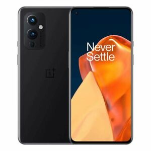 OnePlus 9 5G LE2110 8+128GB Black Stock from EU