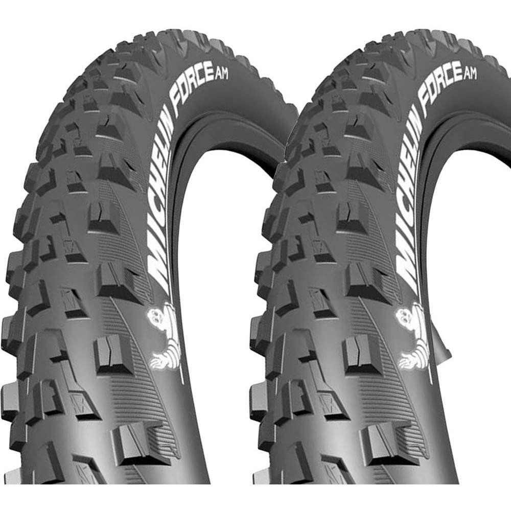 2x Michelin Reifen Force AM faltbar faltbar faltbar 26  26x2.25 57-559 TL-Ready schwarz 919937 69d6cf