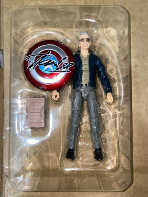 "Marvel Legends STAN LEE 80th Anniversary 6"" Figure LOOSE IN STOCK"