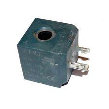 CS00098530  Bobine electrovanne 6W CEME 10/13 SEB TEFAL CALOR MOULINEX