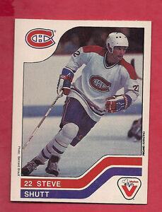 RARE-1983-84-CANADIENS-STEVE-SHUTT-VACHON-FOOD-NRMT-CARD
