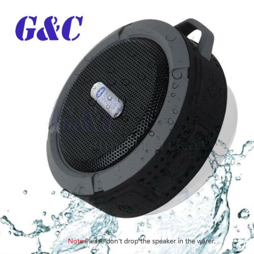 Wireless Bluetooth Speaker Waterproof Bass Portable Outdoor Stereo E10 C6 T2