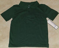Boys Green Uniform T-shirt-xs(4-5)