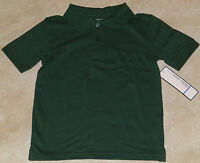 Boys Green Uniform T-shirt-xs(4-5)