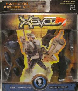 Xevoz-de-Combat-Figurine-Neo-Sapiens-Alpha-Ranger-Hasbro-Neuf