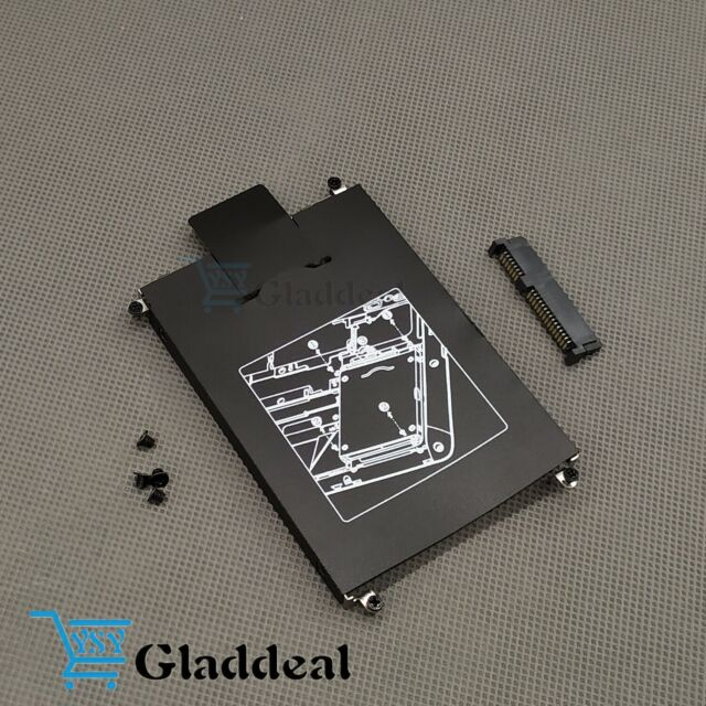 10PCS For HP 740 745 820 720 725 G3 ZBOOK14 G4 Hard Drive Caddy Frame Bracket
