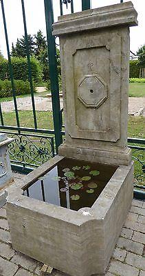 Selbstlos Wandbrunnen, Gartenbrunnen, Brunnen, Wasserbecken, Zierbrunnen,natursteinbrunnen