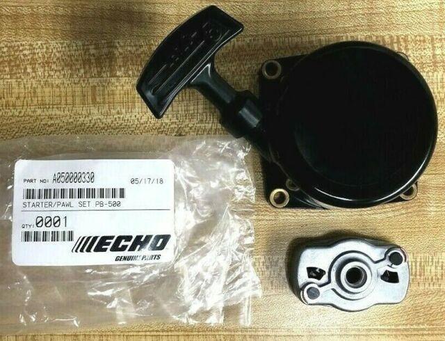 Echo OEM Leaf Blower Starter Recoil A051001270 A050000330 PB-500H PB-500T