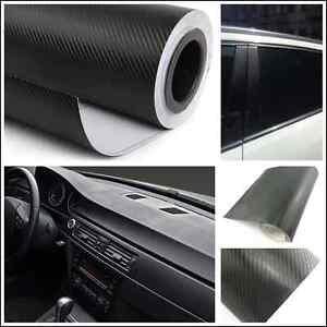 auto interior panel console center armrest box carbon fiber vinyl wrap sticker 4683812989983 ebay. Black Bedroom Furniture Sets. Home Design Ideas