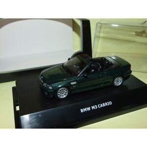 BMW-M3-E46-CABRIOLET-Vert-MAXI-CAR-1-43