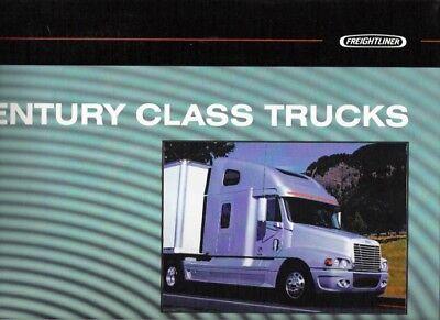 1999 - 2002 Freightliner Century Class Truck Wiring ...