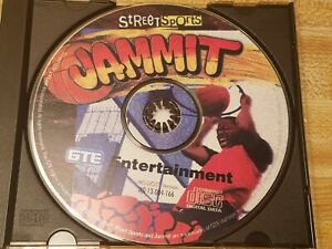 Jammit Basketball PC Game DISC ONLY Good Condition!