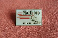 16301 PIN'S PINS TABAC TOBACCO SKI CHALLENGE MARLBORO