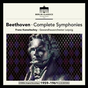 Beethoven-Complete-Symphonies-New-CD
