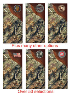 Custom Peace Sign Realtree AP trifold wallet