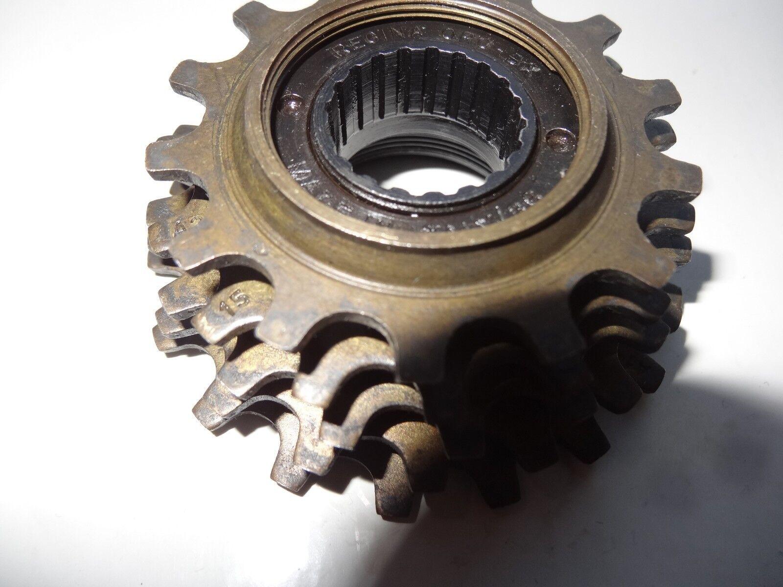 Vintage Regina oro crono freewheel cassette 5 speed 1418