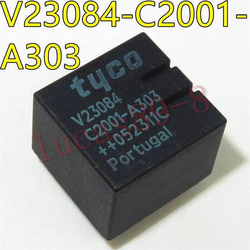 5PCS NEW Manu:TYCO V23084-C2001-A303 Encapsulation:DIP-10,RELAY