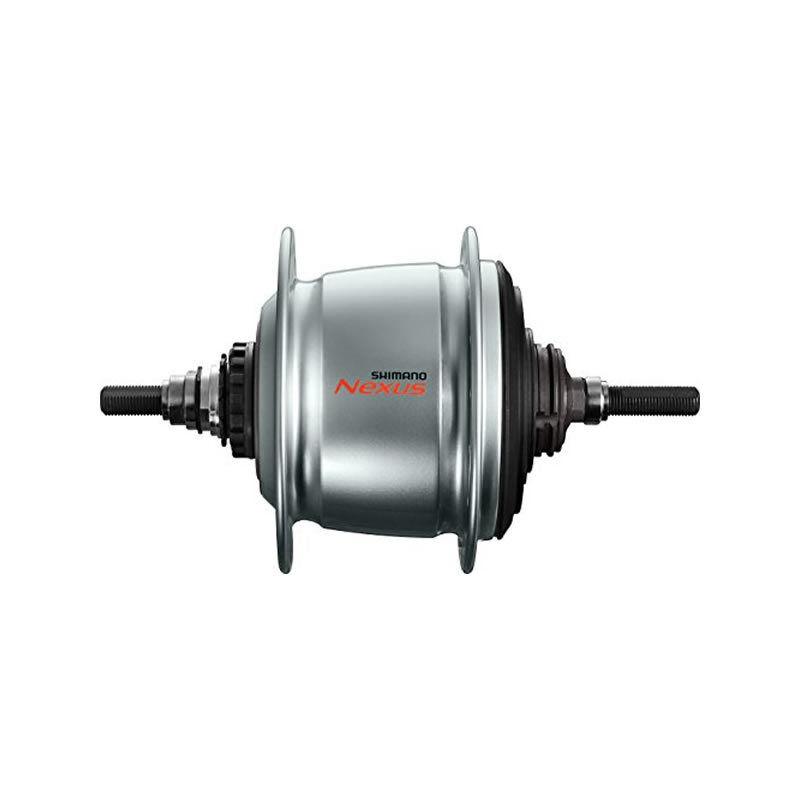Mozzo ruota posteriore Shimano Nexus Inter 8 Premium SG-C6010-8VAS libera arg.
