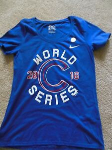 Image is loading Chicago-Cubs-Women-039-s-Nike-2016-World- 35ab391ad3