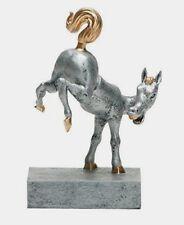 LAST PLACE FANTASY BASKETBALL WORST RECORD HORSES REAR TROPHY BOBBLEHEAD P*52712