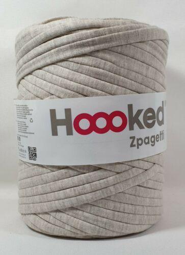 tejer Hoooked /'zpagetti Marble Camel//beige/' Nuevo Croché sustancia Garn 715
