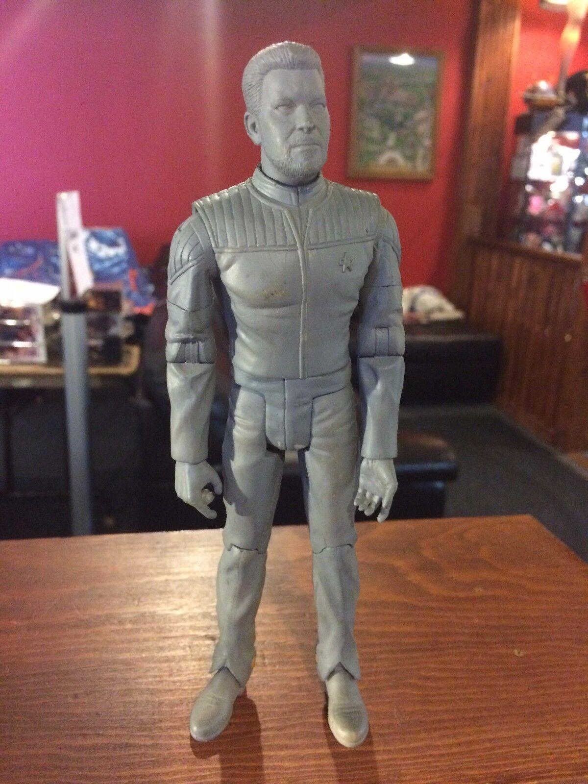 tienda en linea Projootipo de prueba de disparo Figura Estrella Trek Trek Trek Riker Nemesis película 7.5  pulgadas típico 7  genuina alta calidad