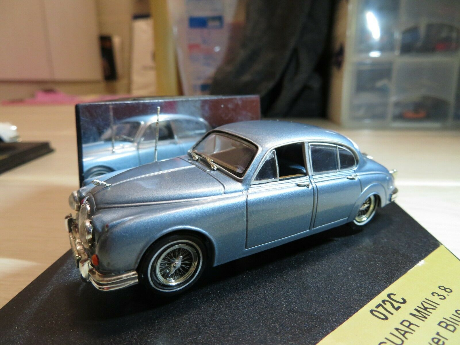 1 43 Vitesse Jaguar MKII 3.8 1960 Diecast