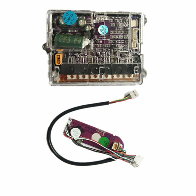 Main Circuit Board Motor Motherboard Controller + Lights for Xiaomi on