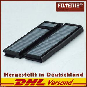Filteristen-cabina-filtro-carbon-activado-juego-de-2-para-Mazda-3-sedan-Mazda-5