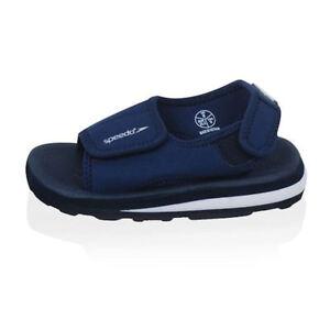 Speedo-Kinder-Zeus-Sandalen-Speedo-Flip-Flops-Kinder-Sandalen-Pool-Schuhe