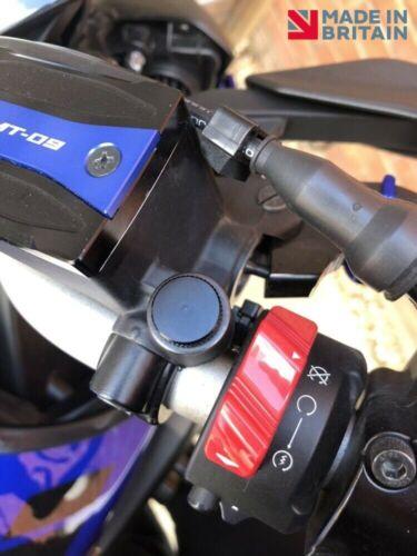 Yamaha MT09 MT10 XSR 900 XSR 700 FZ1 FZ8 Quality Mirror Blanking Plugs Bolts