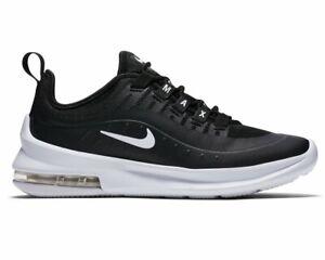 Nike Air Max Asse GS AH5222 001 Scarpe da Ginnastica Nere | eBay