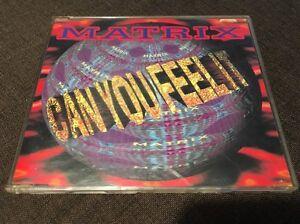 Matrix-Can-You-Feel-It-CD-1993